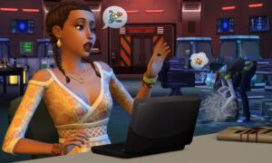 The sims 4 and other video games popular among girls
